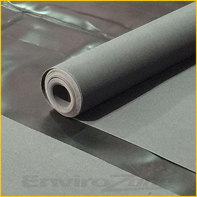 spill berm track mat protection